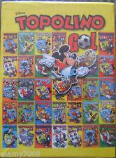 BOX 5 NUMERI=TOPOLINO GOL=NUOVO=LE 20 COPERTINE DELLA SQUADRE SERIE A 2014/15