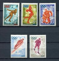 29418) Russia 1972 MNH New Olympic Games 5v