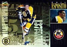 1995-96 Fanfest Phil Esposito #5 Phil Esposito