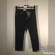 Paul Smith Ladies Womens Dark Blue Denim Jeans Size W26 L23.5 BNWT