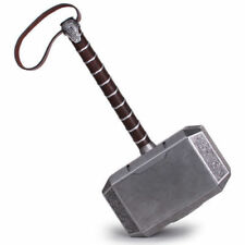 The Avengers 1:1 Full Metal Thor Hammer Halloween Cosplay Replicated Props USA!