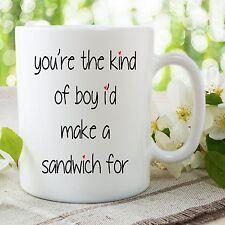 Funny Novelty Mug Gift For Boyfriend Husband Best Friend Joke Humour WSDMUG729