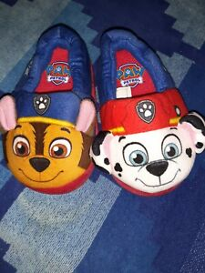 Toddlers Slippers of Pawpatrol Size 5/6
