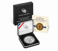 2019 P American Legion 100th Commemorative Silver Dollar GEM Proof OGP SKU57418