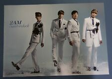 2AM  Saint O'Clock  OFFICIAL POSTER *HARD TUBE CASE*