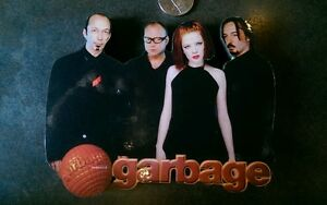 Garbage Version 2.0 Magnet 1998 Shirley Manson Butch Vig