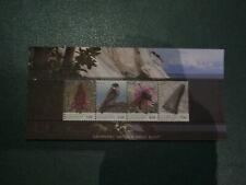Denmark stamp MNH souvenir sheet 2009 'Denmarks Nature - Møns Klint'