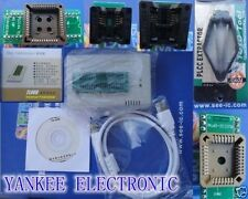 New USB TL866CS Universal EPROM FLASH AVR GAL PIC Programmer TL866 Pic
