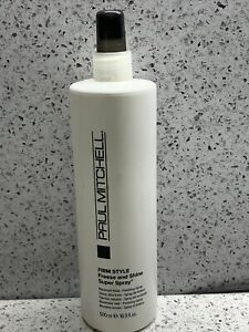 Paul Mitchell Firm Style Freeze and Shine Spray 16.9 oz new