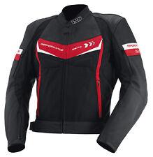 Ixs chaqueta de moto cuero / textil Rockford talla 50 hombre 50 herencia