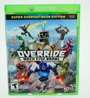 Override Mech City Brawl Mega Edition: Xbox One [Brand New]