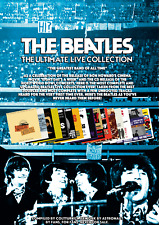 The Beatles 29 CD 'the Ultimate Live Collection' Vol 1-24 Comprehensive Set!