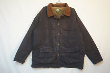 Cabela's HEAVY Denim Jacket, Men's XL 8410
