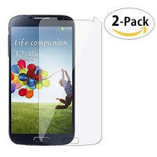 Para Samsung Galaxy S4 i9500-LCD 2-Pack Gafas Templado Film Protector de pantalla