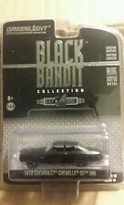 2017 GREENLIGHT 1/64 BLACK BANDIT SERIES 16 1972 CHEVELLE SS WOW