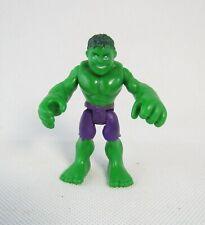 Marvel Playskool Heroes Hulk Action Figure Toy