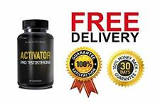 ACTIVATOR PRO TESTOSTERONE 60 CAPSULES - 1 MONTH SUPPLY - FREE&FAST SHIPPING