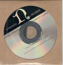 Laurie Anderson & Kronos Quartet: Landfall,  New & Sealed Adv. CD