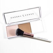 Cherry Chree Blush Brozer Contour Illuminator Palette w/ Face Brush Rosy RDG1021