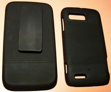Hard case & Holster Belt Clip combination for Motorola ATRIX 2 MB865,