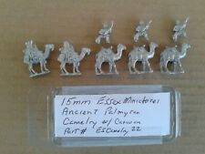 15mm Essex Miniatures Ancient Palmyian Camelry Caravan