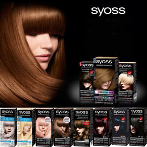 Syoss Professional Performence Color Hair Dye Permanent Colour by Schwarzkopf