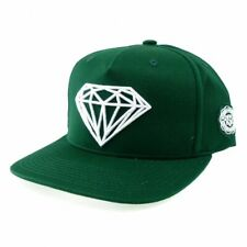 Genuine Diamond Supply Co. Brillant Casquette Réglable-Vert