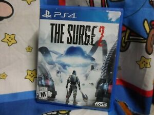 Playstation 4 The Surge 2 Game