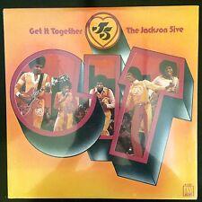 The Jackson 5 / Get It Together  SEALED!  Rare Original Pressing