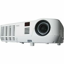 NEC NP-V260X NEC 2600 LUMENS HDMI HOME CINEMA PROJECTOR NEW LAMP 6000 HRS