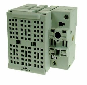 IMO COMPACT FUSE SWITCH 4 POLE 32A CF SERIES ON LOAD SWITCH CF79 BS A1 CF793N32