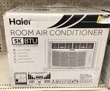 Haier 5000 BTU 115V Air Conditioner Window Unit