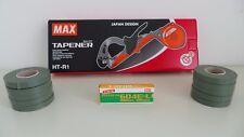 NUOVA generazione Max Tapener per impianto Legare NASTRO MACCHINA CANNA CRAVATTE HTR-1