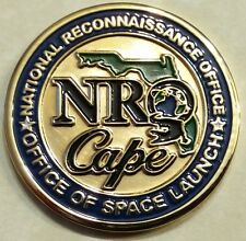National Reconnaissance Office NRO Office Of Space Launch Challenge Coin