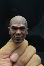 1/6 Hot CUSTOM toys Mike Tyson action figure head collectibles