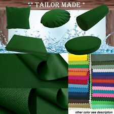PL24-TAILOR MADE DK Green Outdoor Waterproof Sun Umbrella Patio sofa seat cover