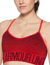 Womens Under Armour Seamless Ombre Low Padded Sports Bra UA Gym Wear