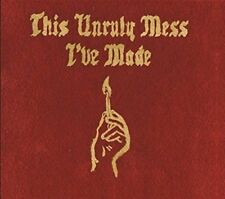 MACKLEMORE & RYAN LEWIS-THIS UNRULY MESS I'VE MADE-JAPAN CD E20