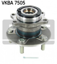 Radlagersatz für Radaufhängung Hinterachse SKF VKBA 7505