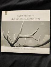 Hubertusmesse Schloss Augustusburg CD Auris classic chamber music horns german