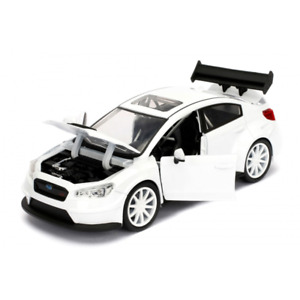 Fast And Furious 8 Mr Petit Nobodys Subaru Wrx Sti 1:24 Jada
