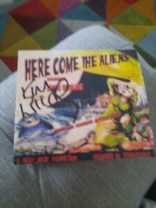 Kim Wilde - Here Come The Aliens - CD - Signed Edition......