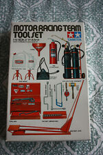 Tamiya Motorracing Team Tool Set n. Avante ,959,Egress,Vintage
