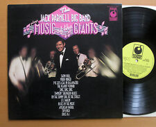 SPR 90082 The Jack Parnell Big Band Music Of The Giants 1975 NEAR MINT Vinyl LP