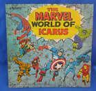 The Marvel World of Icarus Vinyl Album 1971 Grit Records