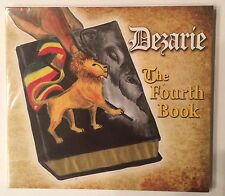 """Dezarie """"The Fourth Book"""" CD Afrikan Roots Lab (2011) Roots Reggae Sealed - Rare"""