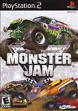 Monster Jam (Sony PlayStation 2, 2007) Complete