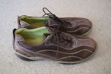 7fb8e455da37e3 Mens Ecco casual shoes...brown leather  suede...size 39