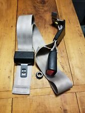 1992-1995 Ford Taurus SHO rear center seat belt and RH buckle.