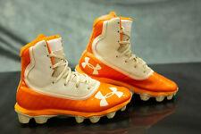 Under Armour UA HIGHLIGHT RM JR. Orange Boys Football Cleats Shoes Youth 5.5